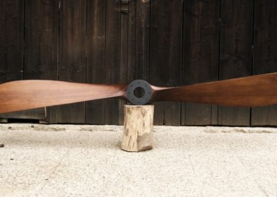 Airco D.H.1 273cm, maple, brown stain + patina