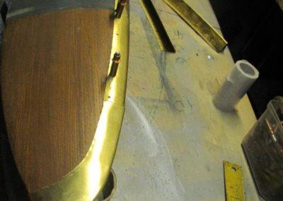 Výroba kování na jasanovou Avii